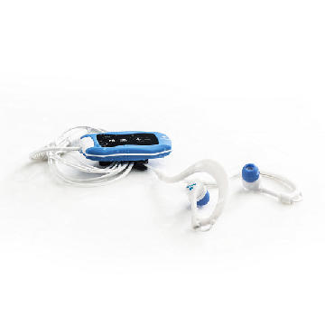 Mp3-afspiller NGS Sea Weed Blue 4 GB FM Waterproof