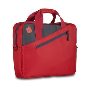 "Laptop Case NGS Ginger Red GINGERRED 15,6"" Rød Antracit"