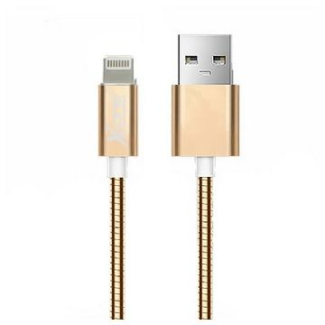 USB-kabel til iPad/iPhone Ref. 101080 Rosenguld
