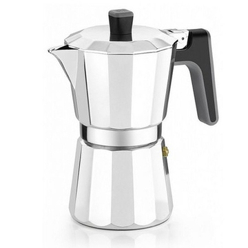 Drip Coffee Machine COMELEC CT4012 800W Negro (12 Skodelice)