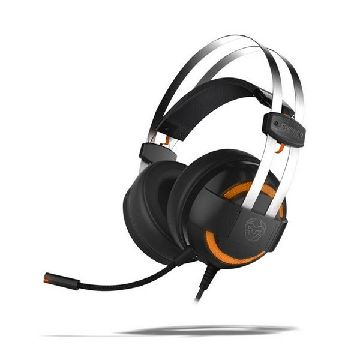 Gaming headset med mikrofon KROM Kode 7.1 Virtual NXKROMKDE