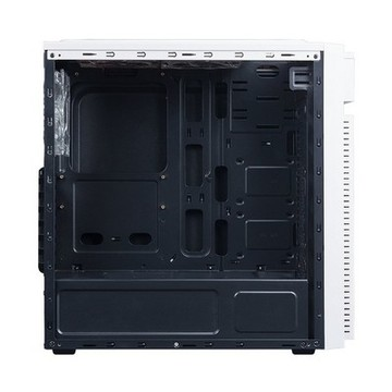 Mikro ATX/ATX-mid-tower case Hiditec CHA01000