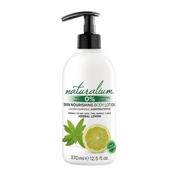 Bodylotion Herbal Lemon Naturalium (370 ml)