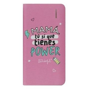 Batteri Mr. Wonderful MRPWB031 4000 mAh Pink