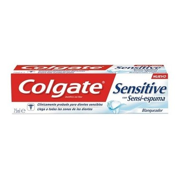 Tandpasta Sensitive Blanqueador Colgate (75 ml)