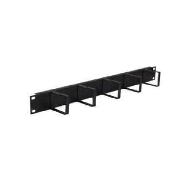 Ledningsguide til rack kabinet WP WPN-ACM-101-B 1 U Sort