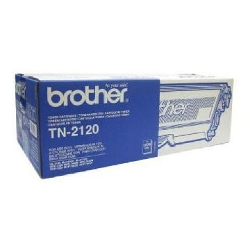 Original toner Brother TN-2120 Sort