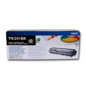 Original toner Brother TN241BK Sort