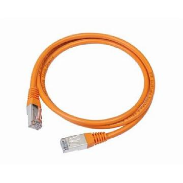 CAT 5e UTP kabel iggual IGG310687 2 m Orange