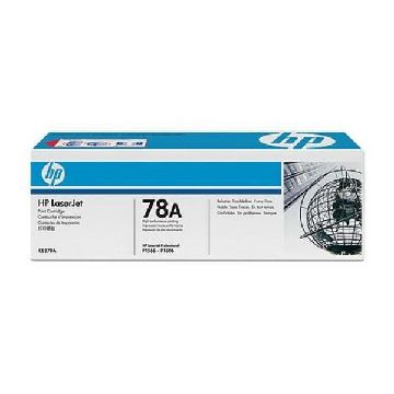 Original toner Hewlett Packard CE278A Sort