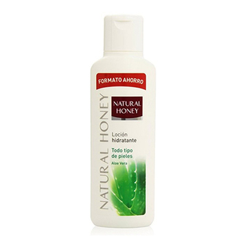 Bodylotion Aloe Vera Natural Honey 340 ml