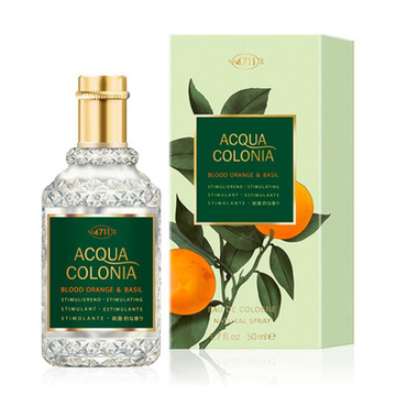 Unisex Perfume Acqua 4711 EDC Blood Orange & Basil S0515451