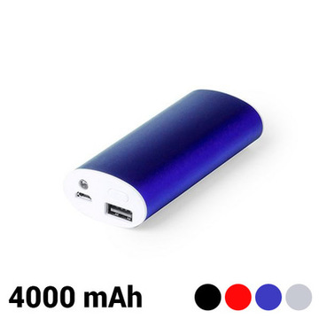 Batteri 4000 mAh 144959 Sort