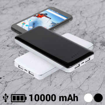Batteri 10000 mAh 144964 Sort