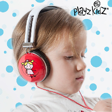 Playz Kidz Magic Fairy Hovedtelefoner