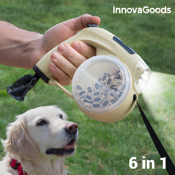 InnovaGoods Home Pet 6 i 1 Flex Hundesnor