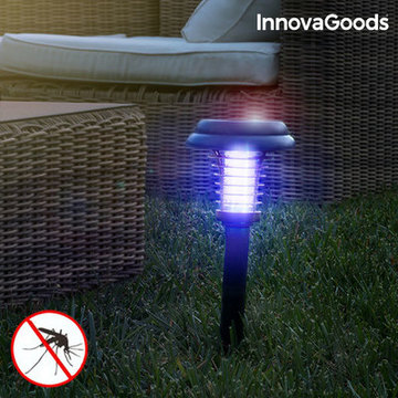 InnovaGoods Anti-Myg Sol-Lampe til Haven SL-700