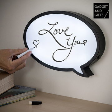 Gadget and Gifts LED Ballon med Highlighter