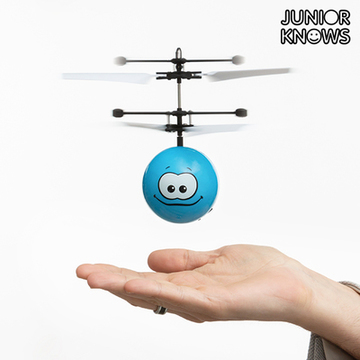 Junior Knows Funny Face Helikopter Bold