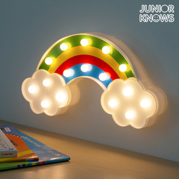 Junior Knows LED Regnbue
