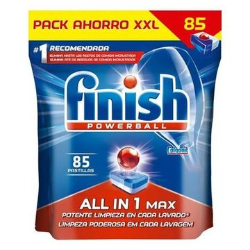 Finish All in One Regular Opvasketabletter (85 Vaske) x1
