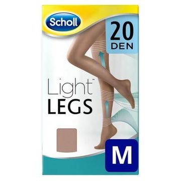 Dr Scholl 20 Den Natural Light Kompressionsstrømper - M