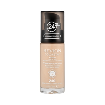 Revlon Colorstay Softflex Combi/Oily With Pump 240 30ml