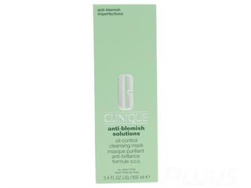 Clinique Anti-Blemish Solutions Oil Control Mask 100ml