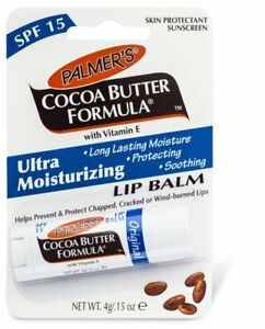 Palmers Ultra Moist Lip Balm Spf15 5G