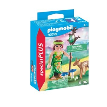 Playmobil Fairy with Deer 70059