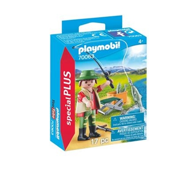 Playmobil Fisherman 70063