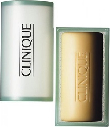 Clinique Facial Soap Oily Skin Formula With Dish 100Gr
