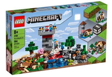 LEGO Minecraft Crafting-boks 3.0 21161