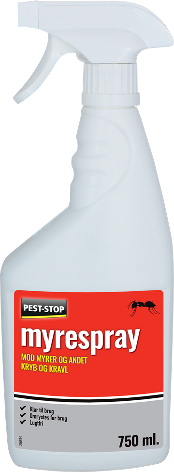 Myrespray 750ml Pest-Stop 2460