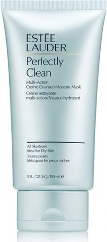 E.Lauder Perfectly Clean Creme Cleanser Mois. Mask 150ml Dry Skin