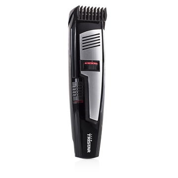 Tristar Beard trimmer 20 settings: 0.5 - 10 mm - USB charging cable