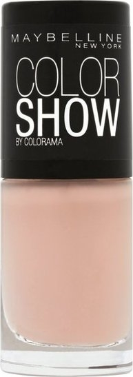 Maybelline Color Show Nail Lacquer 7ml Latte #254
