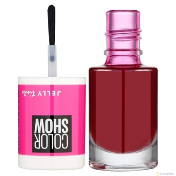 Maybelline Color Show Jelly Tints Nail Polish 7ml Berry Merry #460
