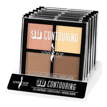 3D CONTOURING LOVELY POP
