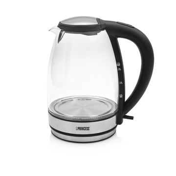 Princess Kettle High quality glass - 1.7 L