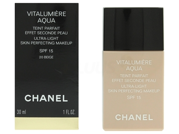Chanel Vitalumiere Aqua Ultra-Light SPF15 30ml