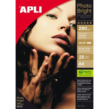 Apli Photo Bright Pro A4 (25) 280G