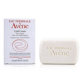 Avène Cold Cream 100Gr Face And Body