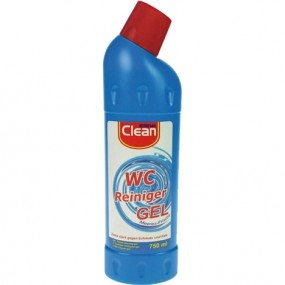 Clean Wc Rengøring Lemon 750 Ml.