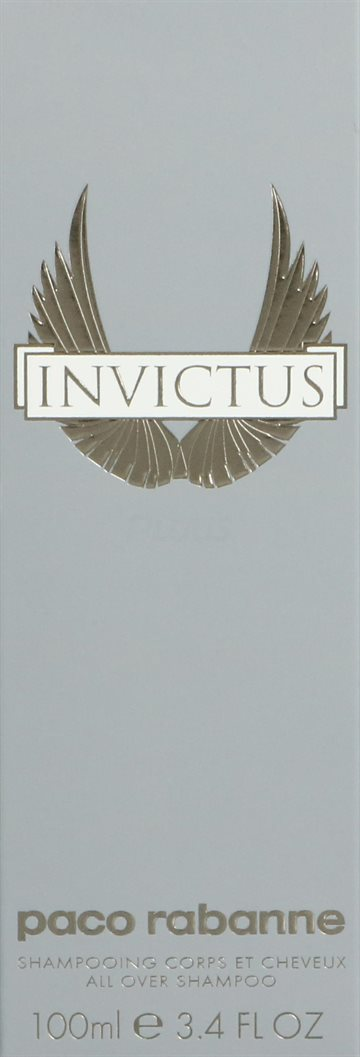 Paco Rabanne Invictus All Over Shampoo 100ml