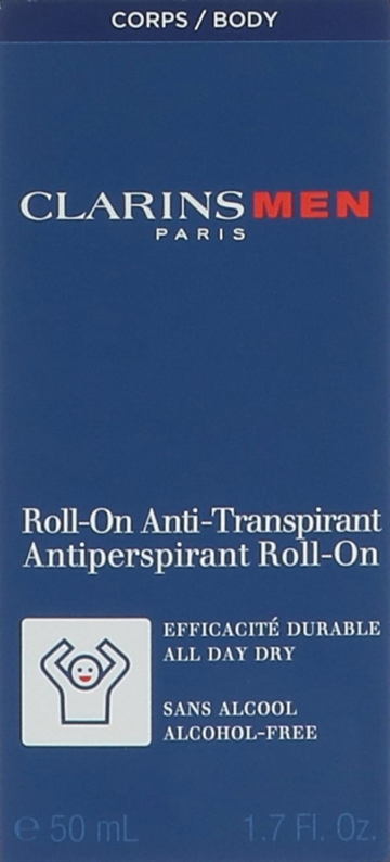 Clarins Men Anti Perspirant Deo Roll-On 50ml