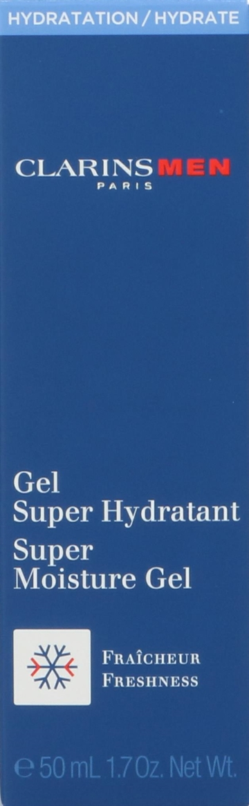 Clarins Men Super Moisture Gel Freshness 50ml