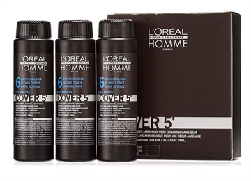 L' Oreal  Homme Cover5 6 3X50ml