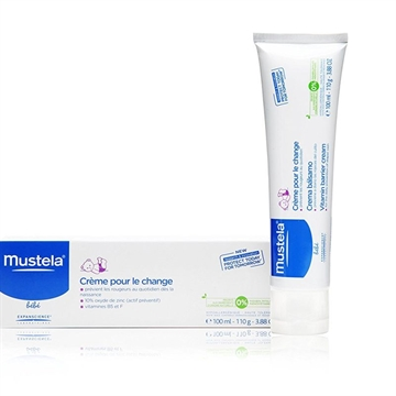 Mustela Creme Change Vitamin Barrier Cream 50ml
