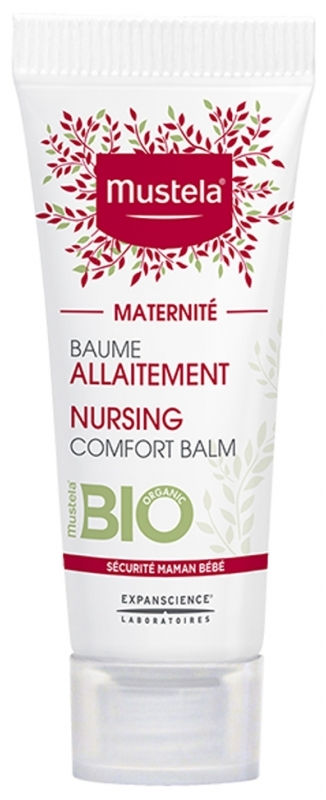 Mustela Maternity Organic Breastfeeding Balm 30ml